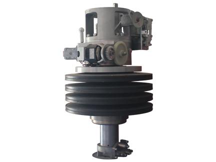 CY20 hydraulic spring operating mechanism