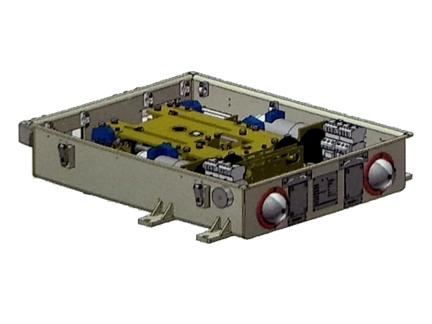 CJM1 three position electric mechanism