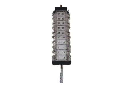 F12 DC, AC auxiliary switch